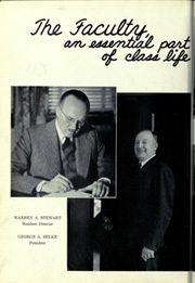 Page 14, 1939 Edition, St Cloud State Teachers College - Talahi Yearbook (St Cloud, MN) online yearbook collection
