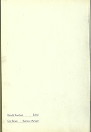 Page 6, 1939 Edition, St Cloud State Teachers College - Talahi Yearbook (St Cloud, MN) online yearbook collection