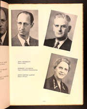Page 15, 1949 Edition, St Cloud State Teachers College - Talahi Yearbook (St Cloud, MN) online yearbook collection