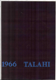 Page 1, 1966 Edition, St Cloud State Teachers College - Talahi Yearbook (St Cloud, MN) online yearbook collection