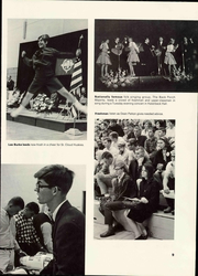 Page 13, 1967 Edition, St Cloud State Teachers College - Talahi Yearbook (St Cloud, MN) online yearbook collection