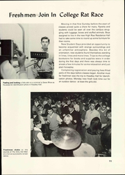 Page 15, 1967 Edition, St Cloud State Teachers College - Talahi Yearbook (St Cloud, MN) online yearbook collection