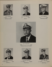 Page 12, 1967 Edition, Telfair (APA 210) - Naval Cruise Book online yearbook collection