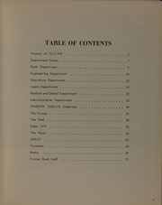 Page 7, 1967 Edition, Telfair (APA 210) - Naval Cruise Book online yearbook collection