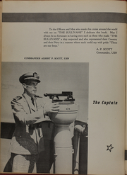 Page 4, 1953 Edition, The Sullivans (DD 537) - Naval Cruise Book online yearbook collection