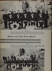 Page 6, 1953 Edition, The Sullivans (DD 537) - Naval Cruise Book online yearbook collection