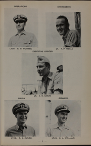 Page 9, 1954 Edition, Theodore E Chandler (DD 717) - Naval Cruise Book online yearbook collection