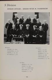 Page 12, 1955 Edition, Theodore E Chandler (DD 717) - Naval Cruise Book online yearbook collection