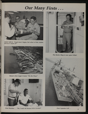 Page 13, 1987 Edition, Thomas S Gates (CG 51) - Naval Cruise Book online yearbook collection
