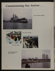 Page 14, 1987 Edition, Thomas S Gates (CG 51) - Naval Cruise Book online yearbook collection