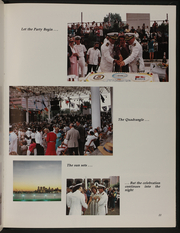 Page 15, 1987 Edition, Thomas S Gates (CG 51) - Naval Cruise Book online yearbook collection