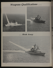 Page 16, 1987 Edition, Thomas S Gates (CG 51) - Naval Cruise Book online yearbook collection