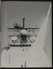Page 17, 1987 Edition, Thomas S Gates (CG 51) - Naval Cruise Book online yearbook collection