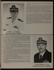Page 9, 1987 Edition, Thomas S Gates (CG 51) - Naval Cruise Book online yearbook collection