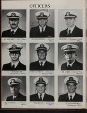 Page 12, 1984 Edition, Ticonderoga (CG 47) - Naval Cruise Book online yearbook collection