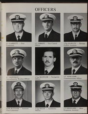 Page 13, 1984 Edition, Ticonderoga (CG 47) - Naval Cruise Book online yearbook collection