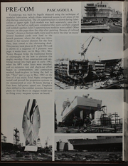 Page 16, 1984 Edition, Ticonderoga (CG 47) - Naval Cruise Book online yearbook collection