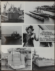 Page 17, 1984 Edition, Ticonderoga (CG 47) - Naval Cruise Book online yearbook collection