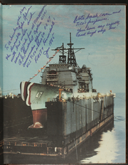 Page 3, 1984 Edition, Ticonderoga (CG 47) - Naval Cruise Book online yearbook collection
