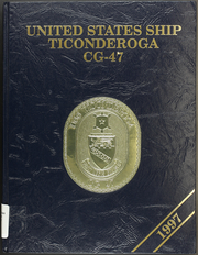 Page 1, 1997 Edition, Ticonderoga (CG 47) - Naval Cruise Book online yearbook collection