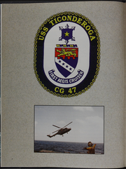 Page 8, 1997 Edition, Ticonderoga (CG 47) - Naval Cruise Book online yearbook collection
