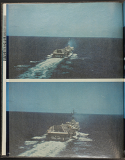 Page 10, 1958 Edition, Ticonderoga (CVA 14) - Naval Cruise Book online yearbook collection