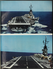 Page 11, 1958 Edition, Ticonderoga (CVA 14) - Naval Cruise Book online yearbook collection