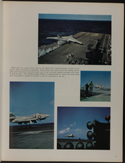 Page 13, 1958 Edition, Ticonderoga (CVA 14) - Naval Cruise Book online yearbook collection