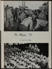 Page 15, 1958 Edition, Ticonderoga (CVA 14) - Naval Cruise Book online yearbook collection
