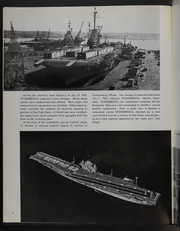 Page 12, 1963 Edition, Ticonderoga (CVA 14) - Naval Cruise Book online yearbook collection