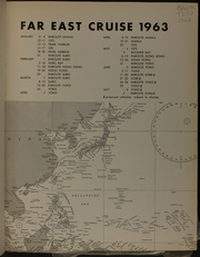 Page 5, 1963 Edition, Ticonderoga (CVA 14) - Naval Cruise Book online yearbook collection