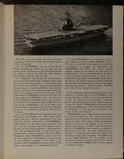 Page 9, 1963 Edition, Ticonderoga (CVA 14) - Naval Cruise Book online yearbook collection