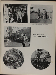 Page 17, 1962 Edition, Tidewater (AD 31) - Naval Cruise Book online yearbook collection