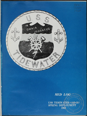 Page 5, 1962 Edition, Tidewater (AD 31) - Naval Cruise Book online yearbook collection