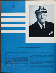 Page 6, 1962 Edition, Tidewater (AD 31) - Naval Cruise Book online yearbook collection