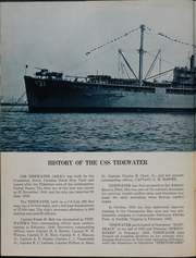 Page 8, 1962 Edition, Tidewater (AD 31) - Naval Cruise Book online yearbook collection
