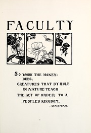 Page 13, 1911 Edition, Illinois State Normal University - Index Yearbook (Normal, IL) online yearbook collection