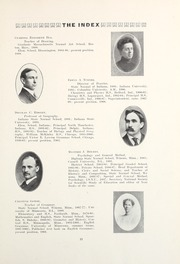 Page 15, 1911 Edition, Illinois State Normal University - Index Yearbook (Normal, IL) online yearbook collection