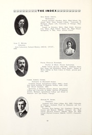 Page 16, 1911 Edition, Illinois State Normal University - Index Yearbook (Normal, IL) online yearbook collection