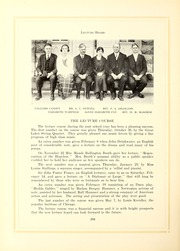 Page 108, 1920 Edition, Illinois State Normal University - Index Yearbook (Normal, IL) online yearbook collection