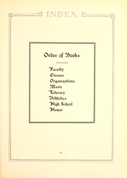 Page 17, 1923 Edition, Illinois State Normal University - Index Yearbook (Normal, IL) online yearbook collection