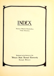 Page 5, 1923 Edition, Illinois State Normal University - Index Yearbook (Normal, IL) online yearbook collection