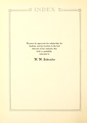 Page 8, 1923 Edition, Illinois State Normal University - Index Yearbook (Normal, IL) online yearbook collection