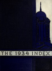 Page 1, 1934 Edition, Illinois State Normal University - Index Yearbook (Normal, IL) online yearbook collection