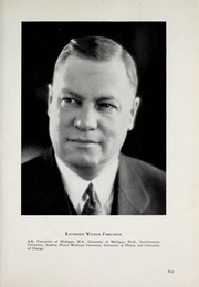 Page 13, 1935 Edition, Illinois State Normal University - Index Yearbook (Normal, IL) online yearbook collection