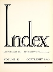 Page 7, 1943 Edition, Illinois State Normal University - Index Yearbook (Normal, IL) online yearbook collection