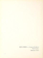 Page 8, 1943 Edition, Illinois State Normal University - Index Yearbook (Normal, IL) online yearbook collection