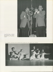 Page 11, 1958 Edition, Illinois State Normal University - Index Yearbook (Normal, IL) online yearbook collection