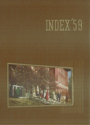 Page 1, 1959 Edition, Illinois State Normal University - Index Yearbook (Normal, IL) online yearbook collection