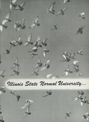Page 5, 1959 Edition, Illinois State Normal University - Index Yearbook (Normal, IL) online yearbook collection